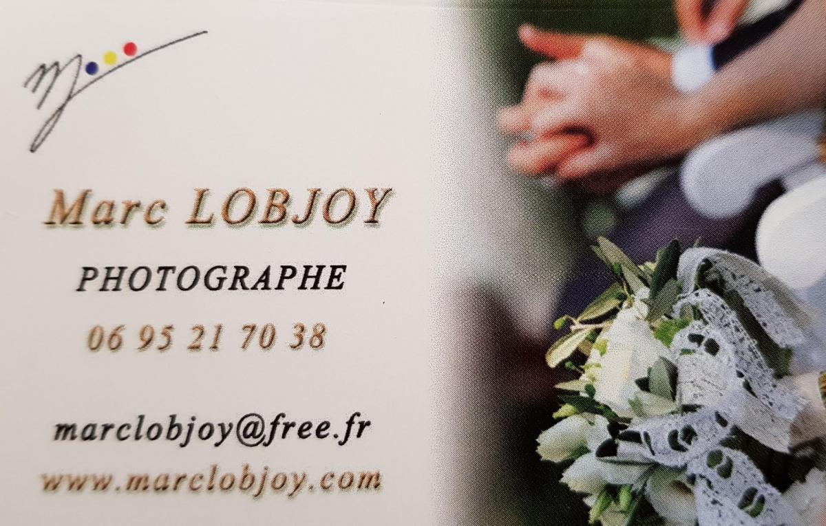 Photographe marc lobjoy